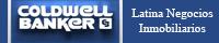 Logo de  Coldwell Banker Latina Negocios Inmobiliarios