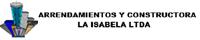 Logo de  Arrendamiento Y Constructora La Isabela