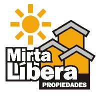 Logo de  Mirta Libera Propiedades
