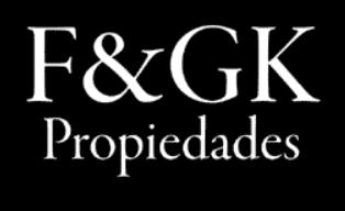 Logo de  Fgkpropiedades