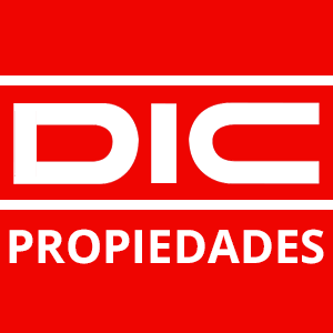 Logo de  Dic+propiedades