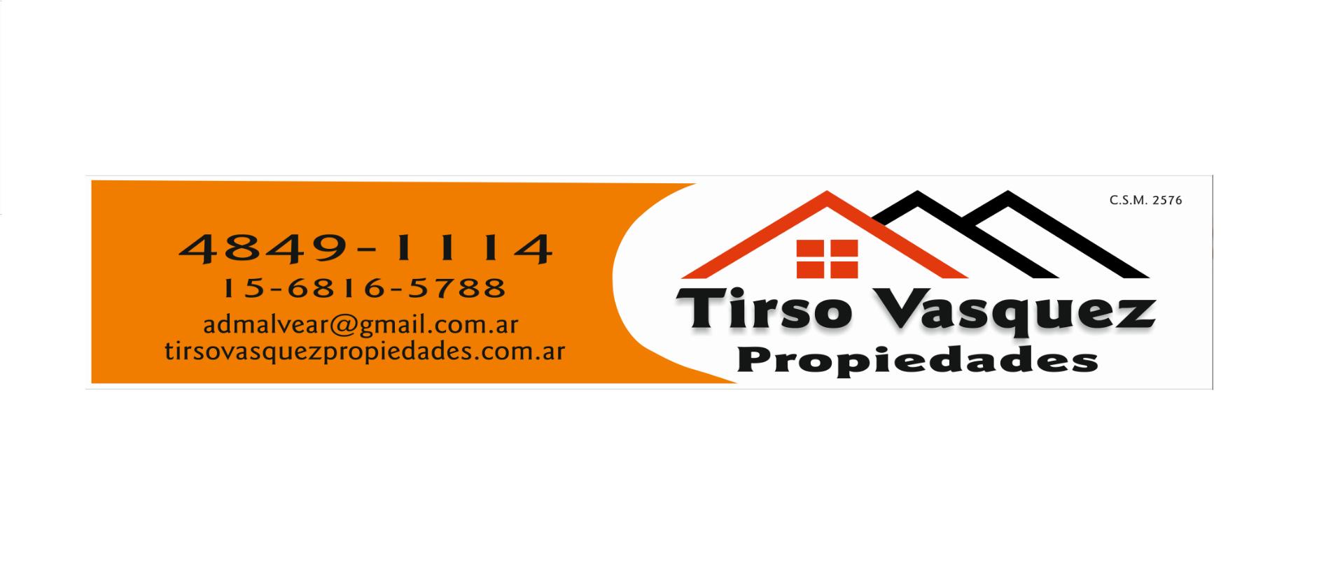 Logo de  Tirsoadrian