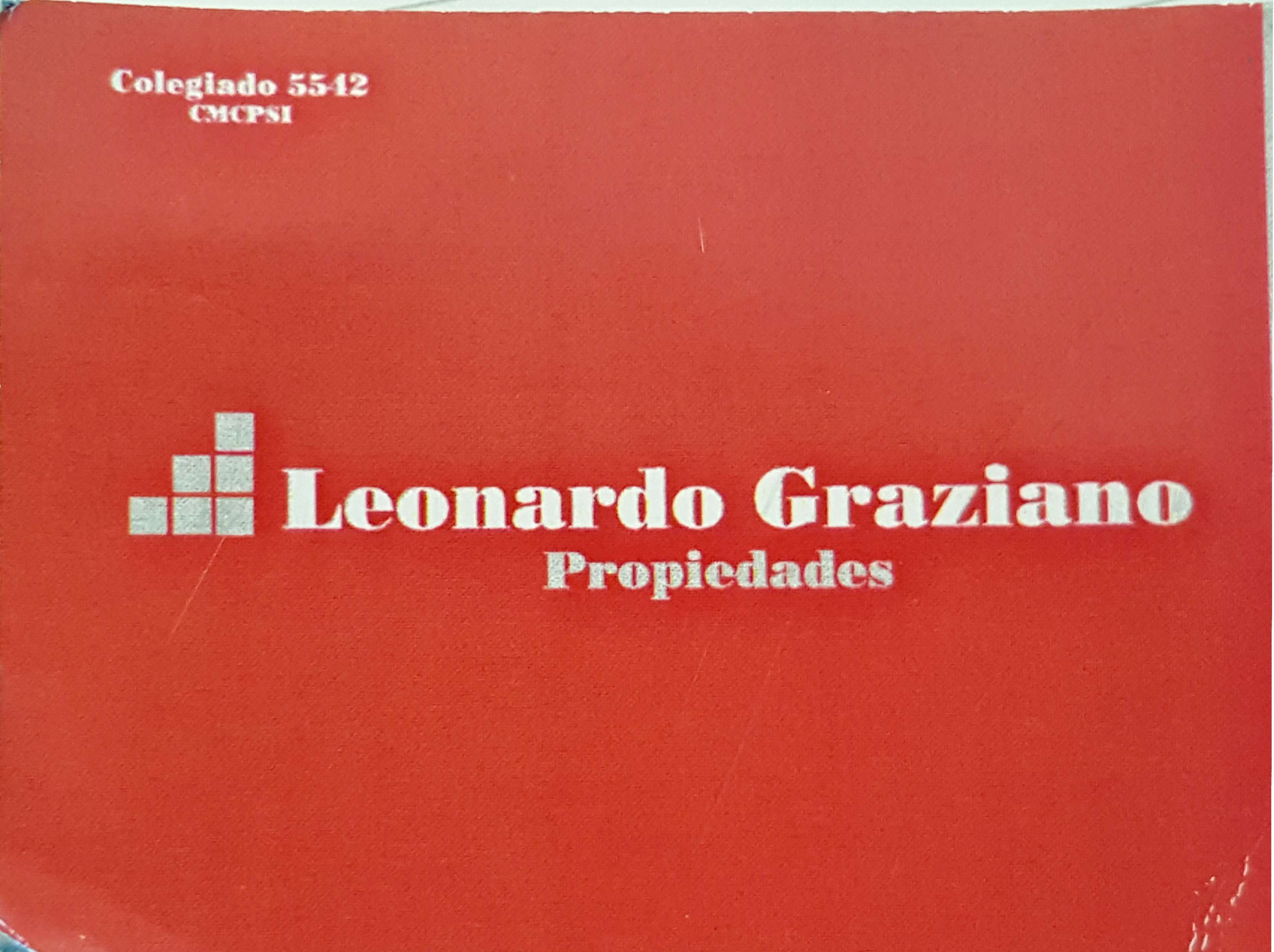 Logo de  Leonardo Graziano Propiedades