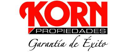 Logo de  Korn Propiedades