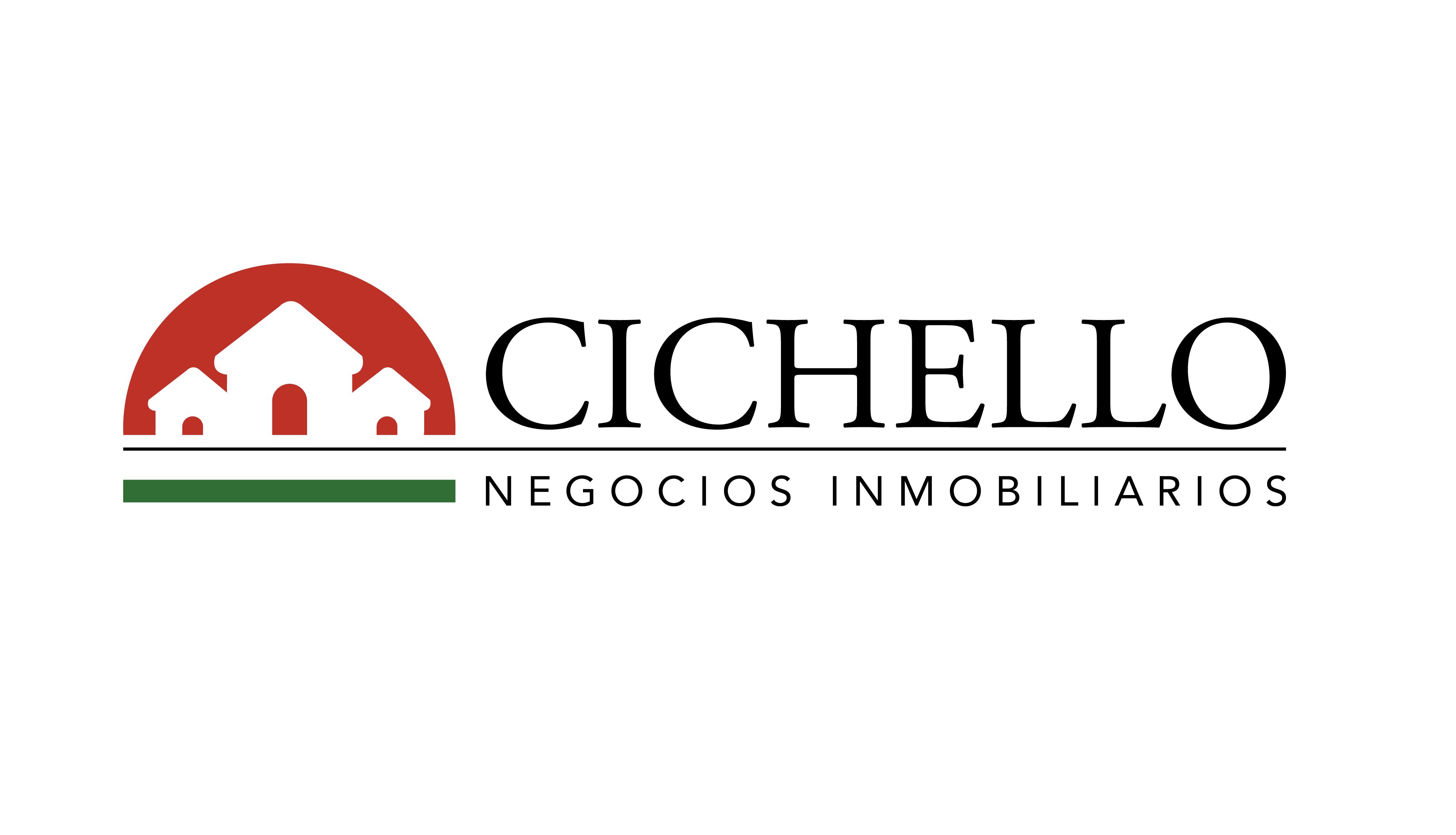 Logo de  Cichello Negocios Inmobiliarios