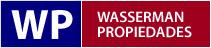 Logo de  Wasserman Propiedades