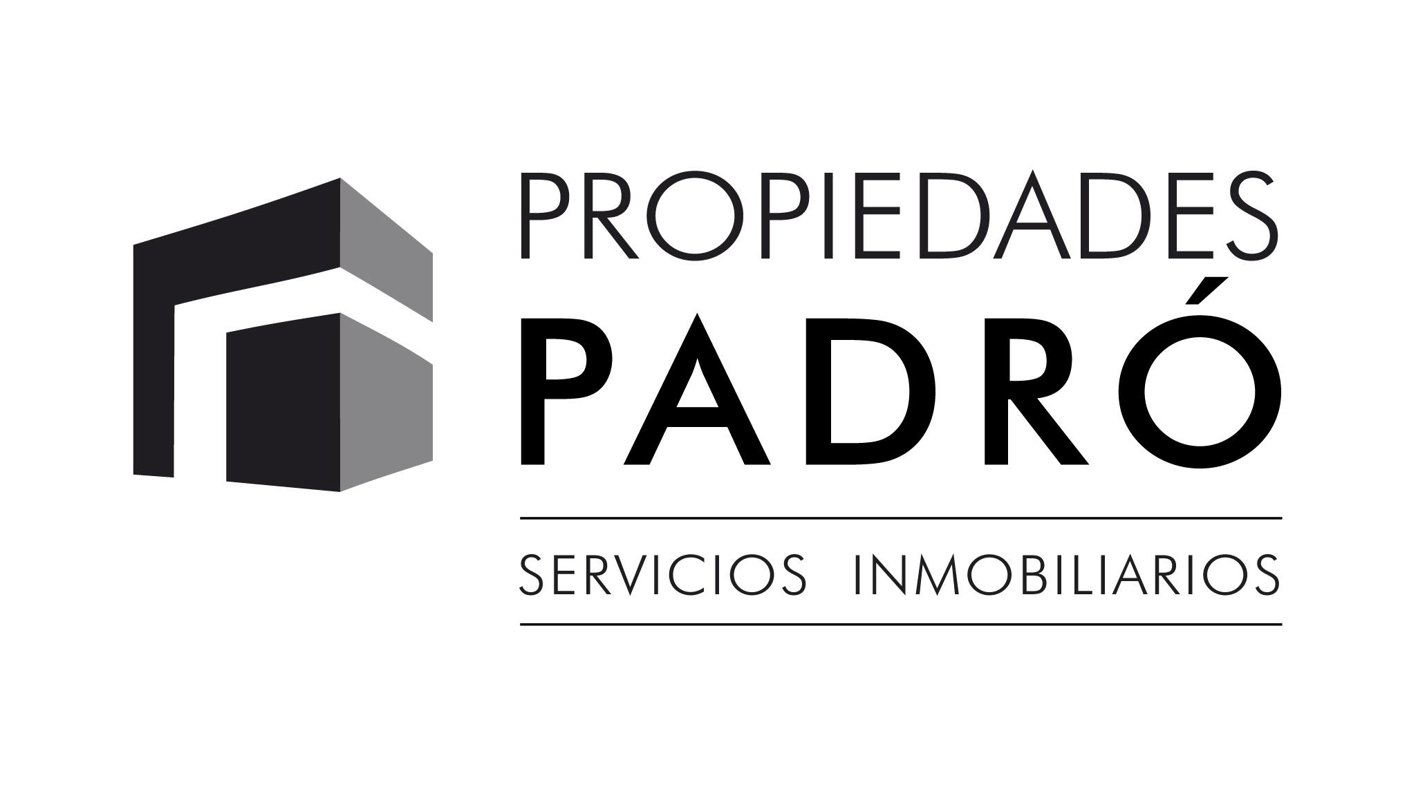 Logo de  Propiedades Padró