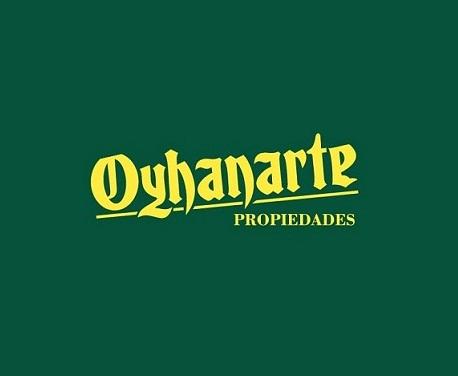 Logo de  Oyhanarte Propiedades - Moreno