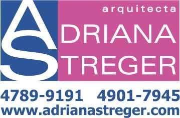 Logo de  Arq.+adriana+streger+bienes+raíces