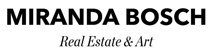 Logo de  Miranda Bosch - Real Estate & Art