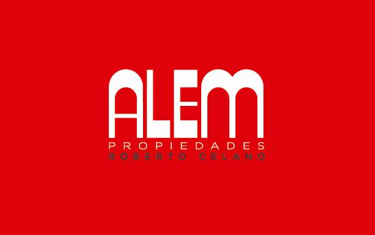 Logo de  Alem Propiedades