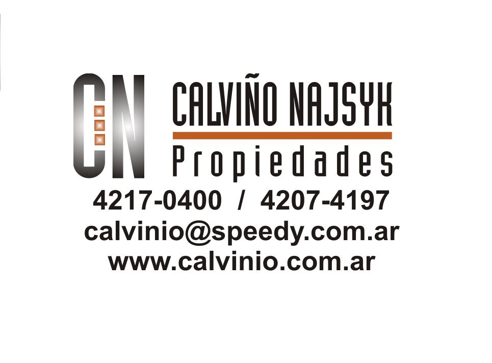 Logo de  Calviño Najsyk