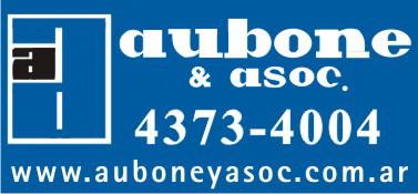 Logo de  Aubone Asoc