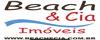 Logo de  Beach E Cia Imóveis Praia Grande - Beach E Cia Imóveis Praia Grande