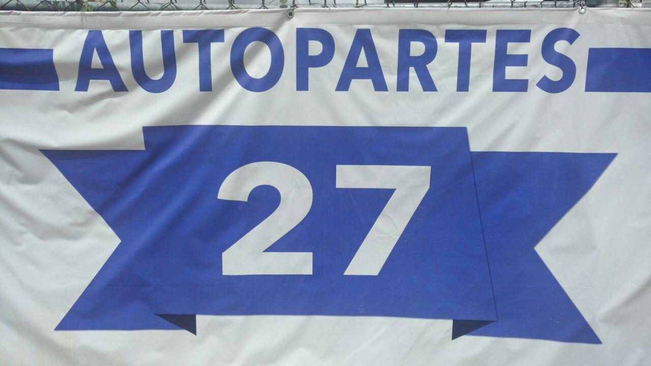 Ver más vehículos de Autopartes 27