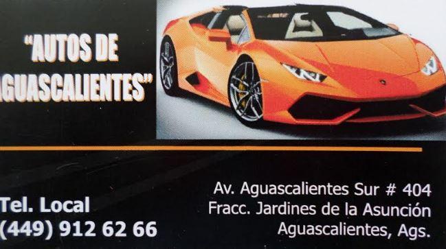 Ver más vehículos de Autos Aguascalientes