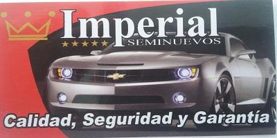Ver más vehículos de Seminuevos Imperial