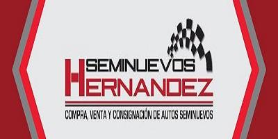 Ver más vehículos de Seminuevos Hernandez