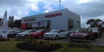 Ver más vehículos de Nissan Acueducto