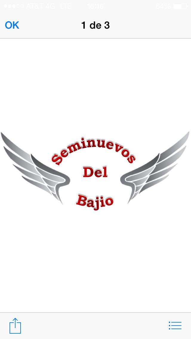 Ver más vehículos de Seminuevos Del Bajio