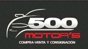 Ver más vehículos de 500 Motors
