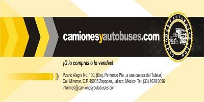 Ver más vehículos de Camionesyautobuses Com