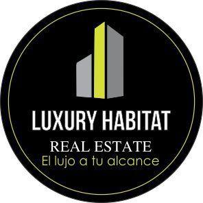 Logo de  Luxury Habitat Real Estate Mex